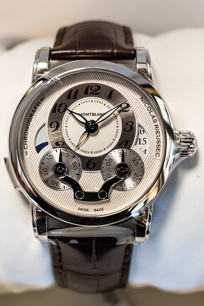 exclusive montblanc watch sale stockholm